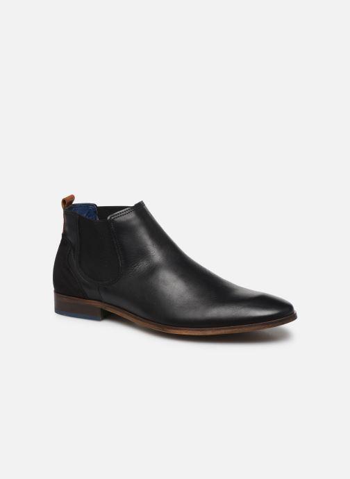 Bottines et boots Mr SARENZA Wolova Noir vue droite