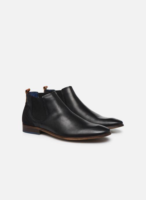 Bottines et boots Mr SARENZA Wolova Noir vue derrière