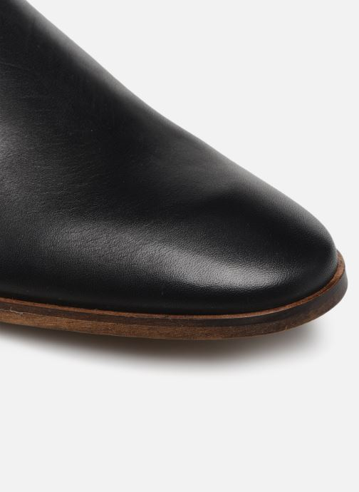 Bottines et boots Mr SARENZA Wolova Noir vue gauche