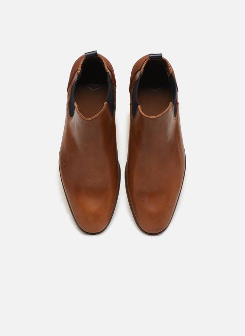 Bottines et boots Mr SARENZA Wolova Marron vue portées chaussures