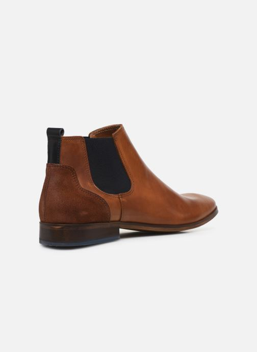 Bottines et boots Mr SARENZA Wolova Marron vue face