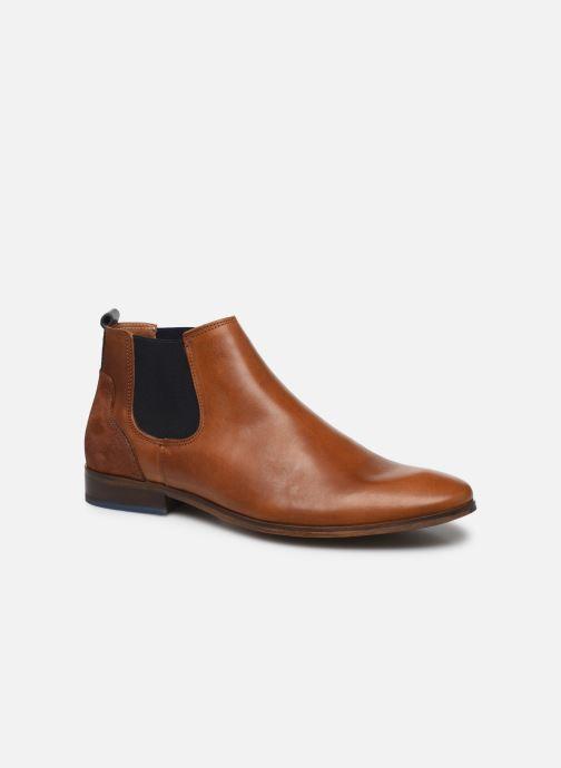 Bottines et boots Mr SARENZA Wolova Marron vue droite
