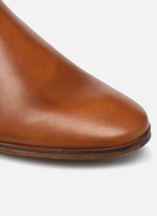 Bottines et boots Mr SARENZA Wolova Marron vue gauche