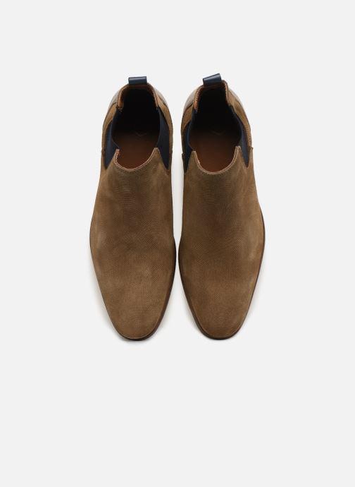 Bottines et boots Mr SARENZA Wolova Vert vue portées chaussures