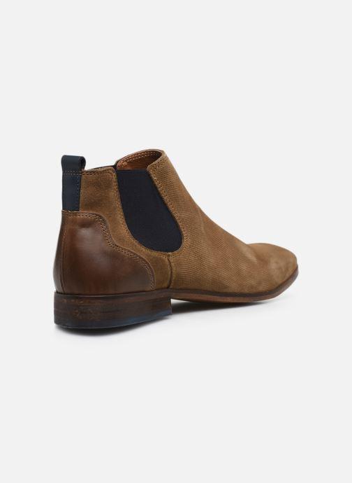 Bottines et boots Mr SARENZA Wolova Vert vue face