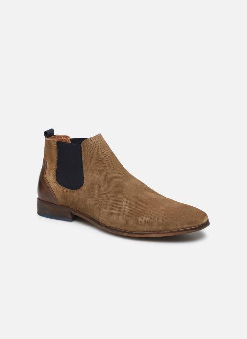 Bottines et boots Mr SARENZA Wolova Vert vue droite