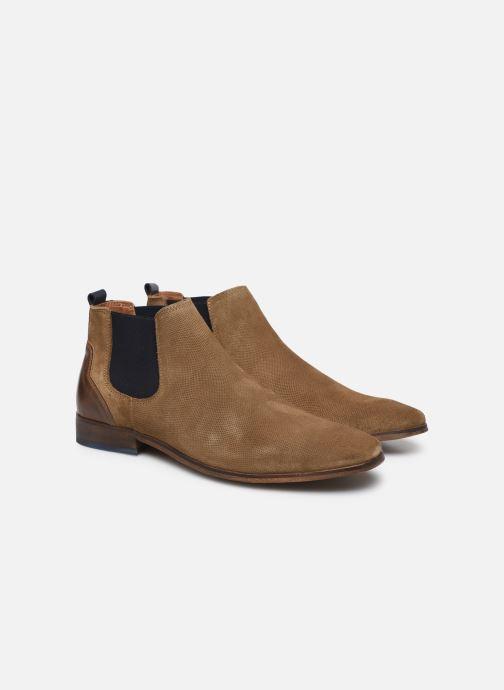 Bottines et boots Mr SARENZA Wolova Vert vue derrière
