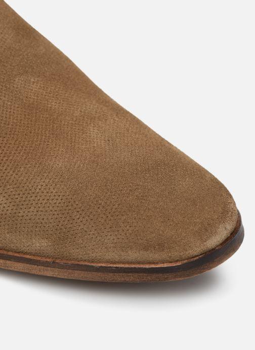 Bottines et boots Mr SARENZA Wolova Vert vue gauche