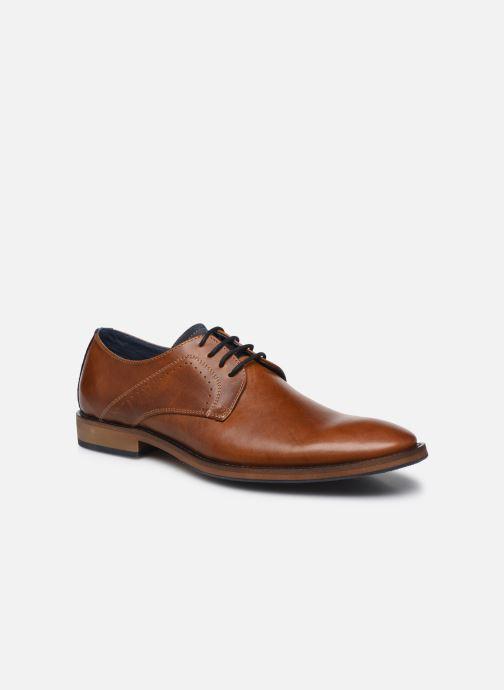 Chaussures à lacets Mr SARENZA Weekers Marron vue droite