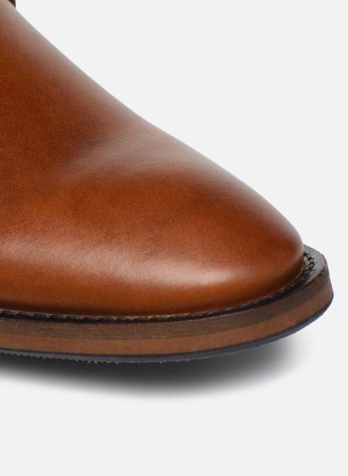 Chaussures à lacets Mr SARENZA Weekers Marron vue gauche