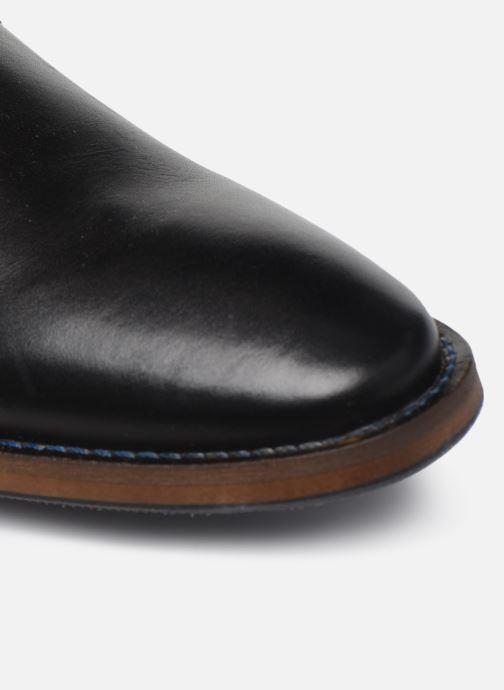 Scarpe con lacci Mr SARENZA Weekers Nero immagine sinistra