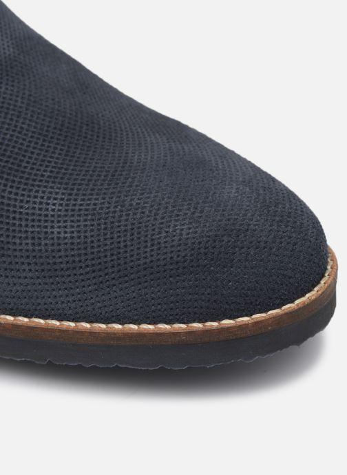 Zapatos con cordones Mr SARENZA Wades Azul vista lateral izquierda