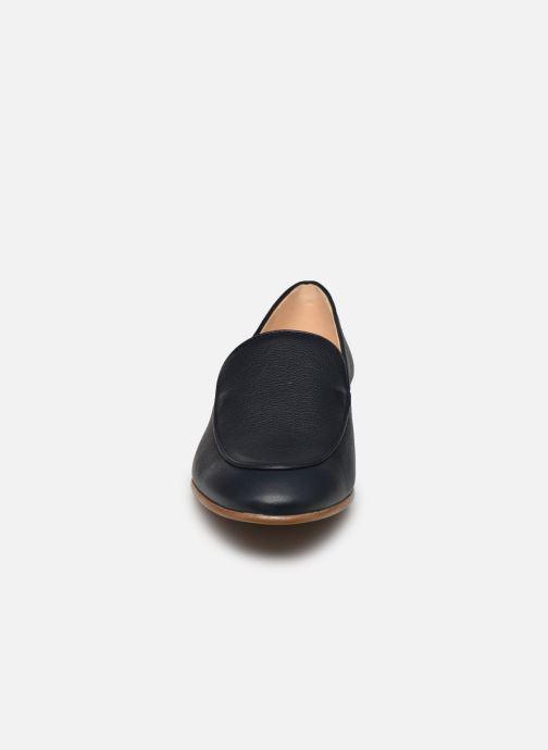 Mocassins Georgia Rose Soft Wonila Bleu vue portées chaussures