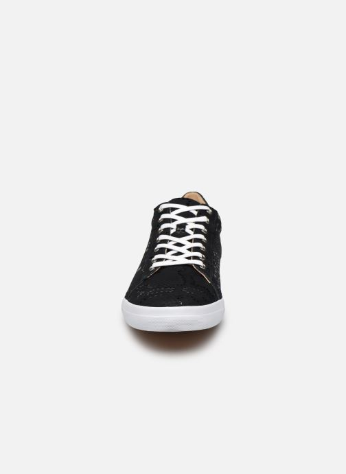 Sneaker Georgia Rose Soft Wimora schwarz schuhe getragen