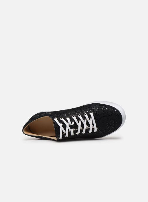 Sneaker Georgia Rose Soft Wimora schwarz ansicht von links