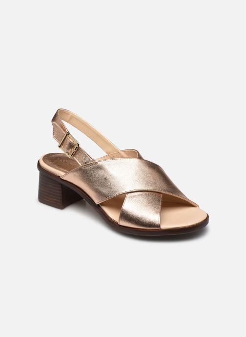 Sandales et nu-pieds Georgia Rose Soft Wivona Rose vue détail/paire