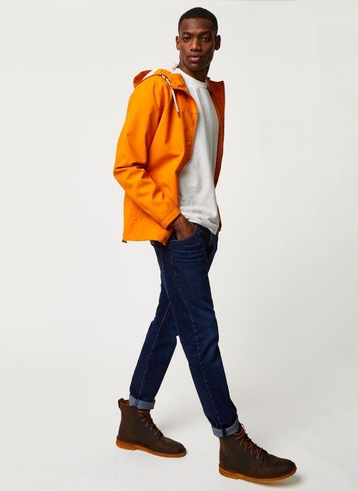 Vêtements Only & Sons Onsemil Windbreaker Orange vue bas / vue portée sac
