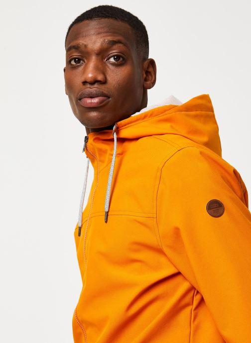Vêtements Only & Sons Onsemil Windbreaker Orange vue face