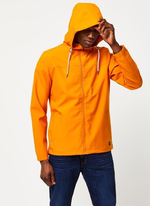 Vêtements Only & Sons Onsemil Windbreaker Orange vue droite