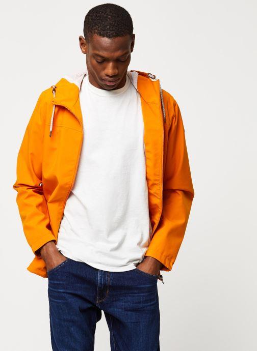 Vêtements Only & Sons Onsemil Windbreaker Orange vue détail/paire