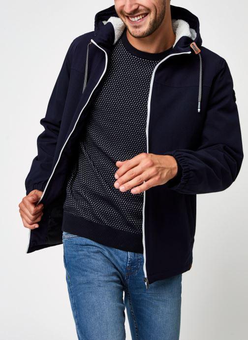 Vêtements Only & Sons Onsemil Windbreaker Bleu vue détail/paire