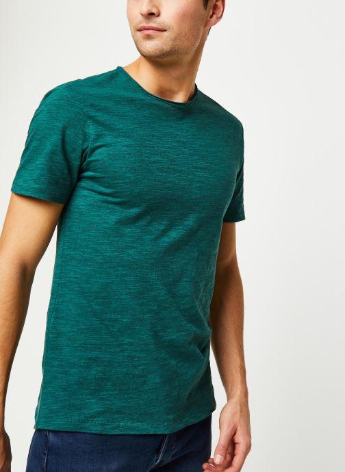 Vêtements Only & Sons Onsalbert SS Tee Vert vue détail/paire