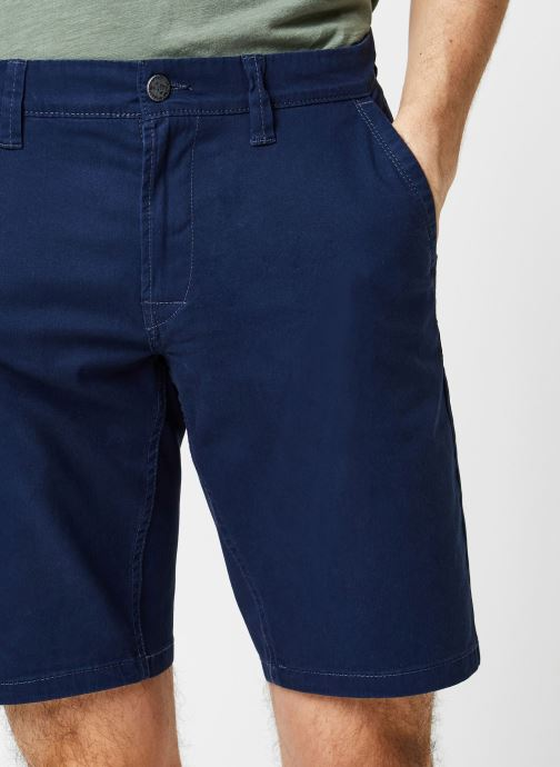 Vêtements Only & Sons Onsholm Chino Shorts Bleu vue face