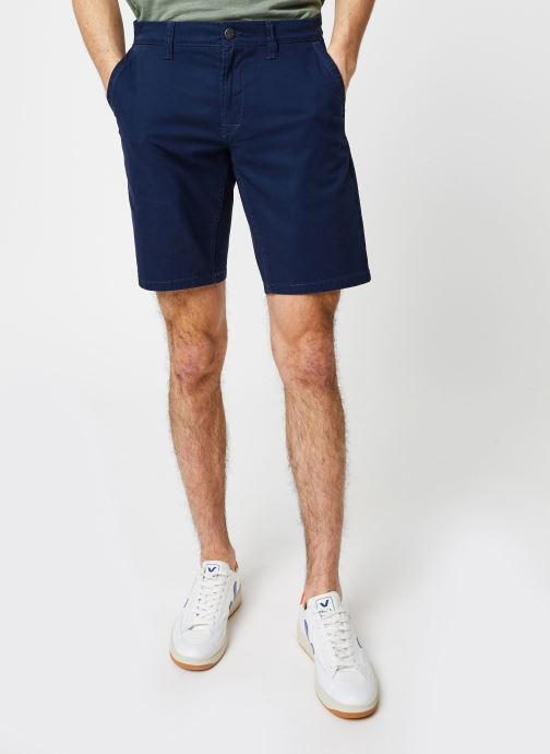 Vêtements Only & Sons Onsholm Chino Shorts Bleu vue détail/paire