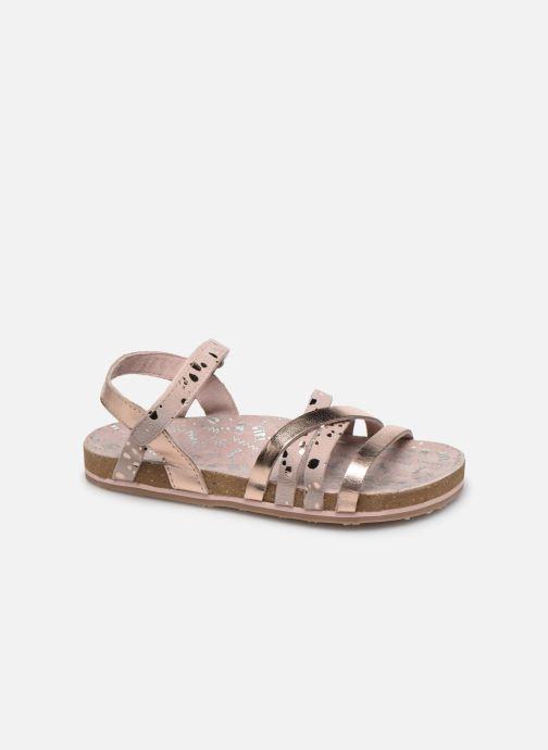 Sandales et nu-pieds Mod8 Koura Argent vue détail/paire