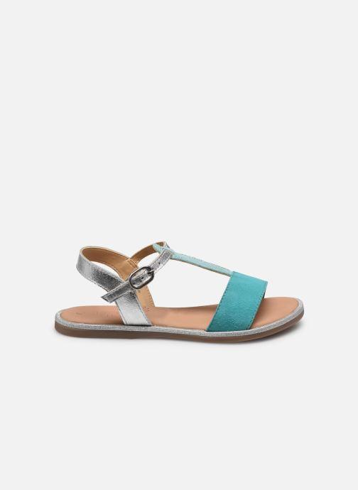 Sandali e scarpe aperte Mod8 Paliky Azzurro immagine posteriore