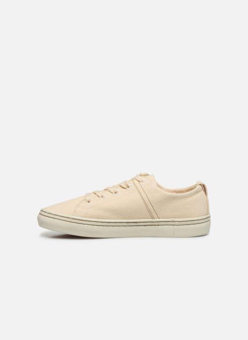 Sneakers Levi's Sherwood Low W Beige immagine frontale