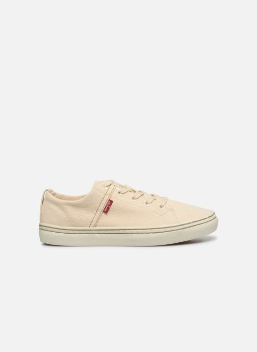 Sneakers Levi's Sherwood Low W Beige immagine posteriore