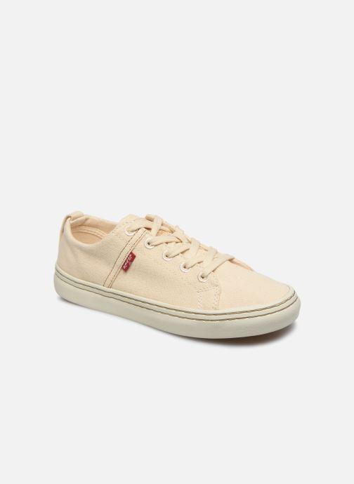Sneakers Levi's Sherwood Low W Beige vedi dettaglio/paio