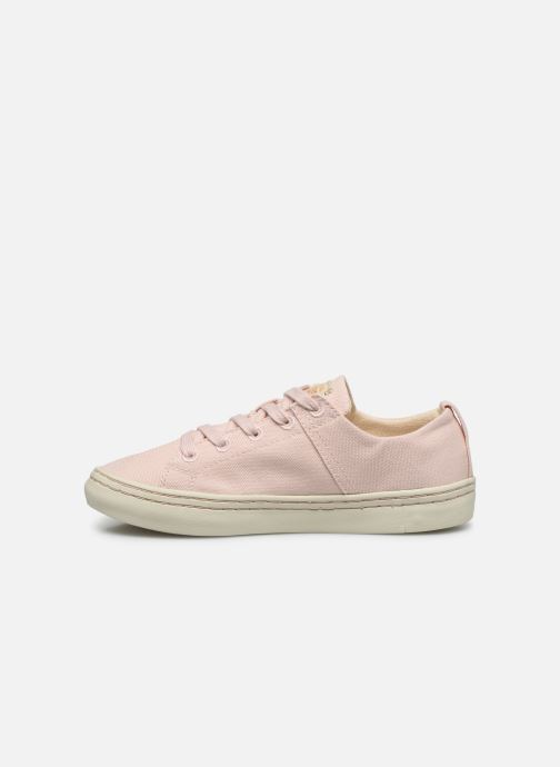 Sneakers Levi's Sherwood Low W Rosa immagine frontale