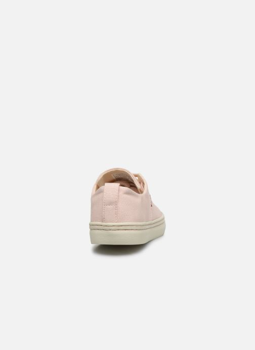 Sneakers Levi's Sherwood Low W Rosa immagine destra