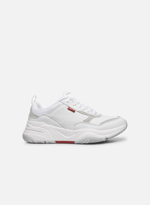 Trainers Levi's West W White back view