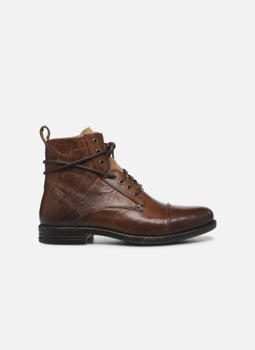 Stiefeletten & Boots Levi's Emerson braun ansicht von hinten