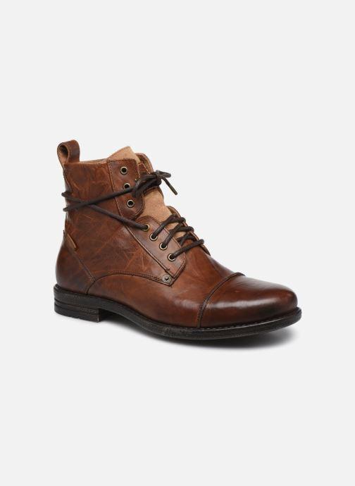 Bottines et boots Levi's Emerson Marron vue détail/paire