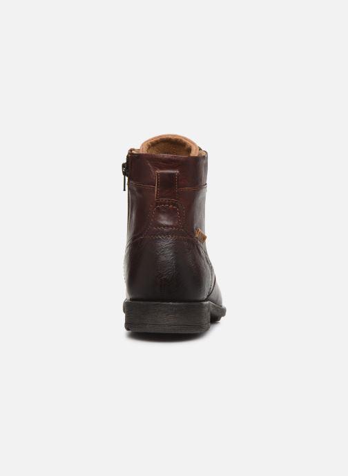 Bottines et boots Levi's Reddinger Marron vue droite