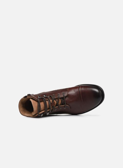 Bottines et boots Levi's Reddinger Marron vue gauche