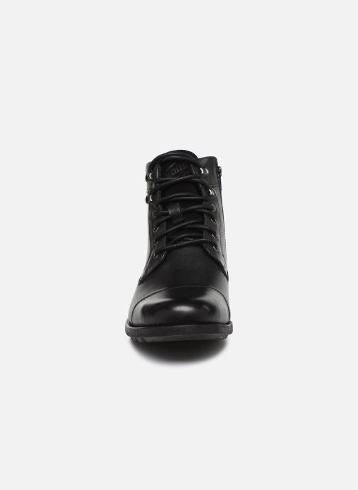 Bottines et boots Levi's Reddinger Noir vue portées chaussures