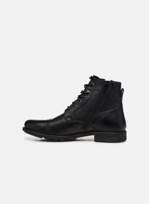 Bottines et boots Levi's Reddinger Noir vue face
