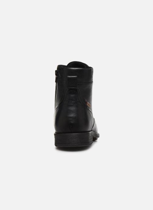 Bottines et boots Levi's Reddinger Noir vue droite