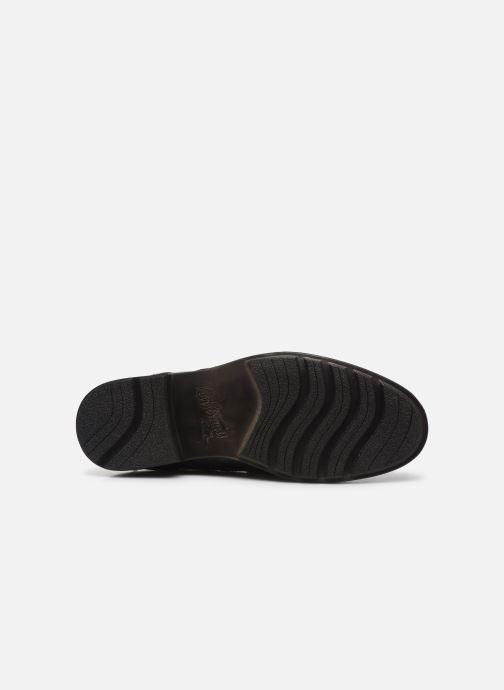 Bottines et boots Levi's Reddinger Noir vue haut