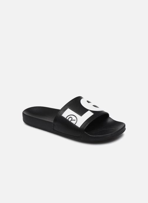 Sandales et nu-pieds Levi's June L Noir vue détail/paire