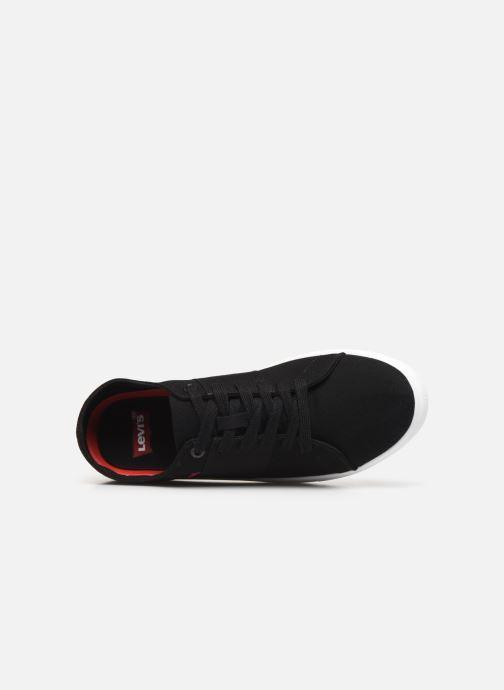 Sneakers Levi's Pillsbury Nero immagine sinistra