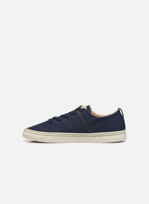 Sneaker Levi's Sherwood Low blau ansicht von vorne