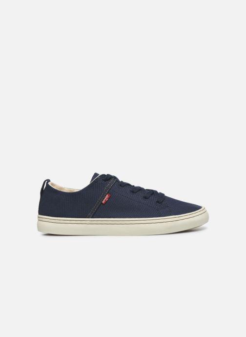 Sneaker Levi's Sherwood Low blau ansicht von hinten