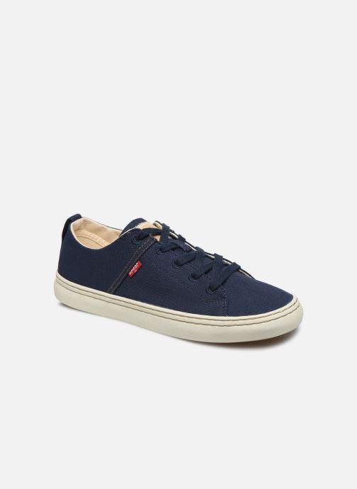 Sneaker Levi's Sherwood Low blau detaillierte ansicht/modell