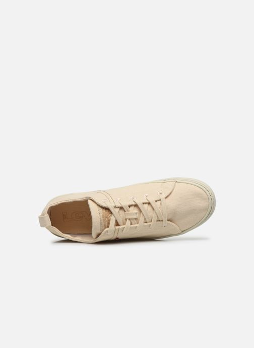 Sneakers Levi's Sherwood Low Bianco immagine sinistra